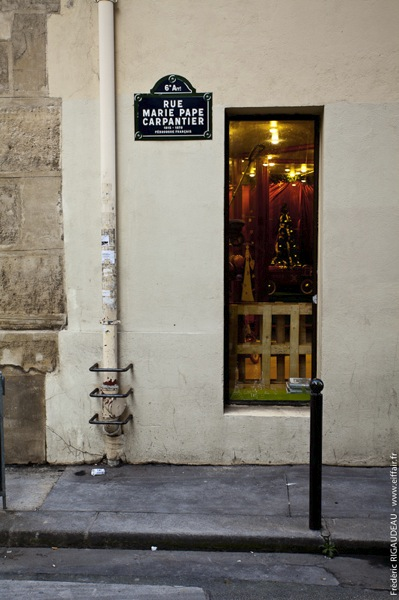 Rue Marie Pape Carpentier