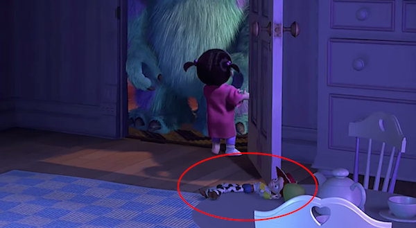 Pixar Hidden Easter Eggs & Secrets2