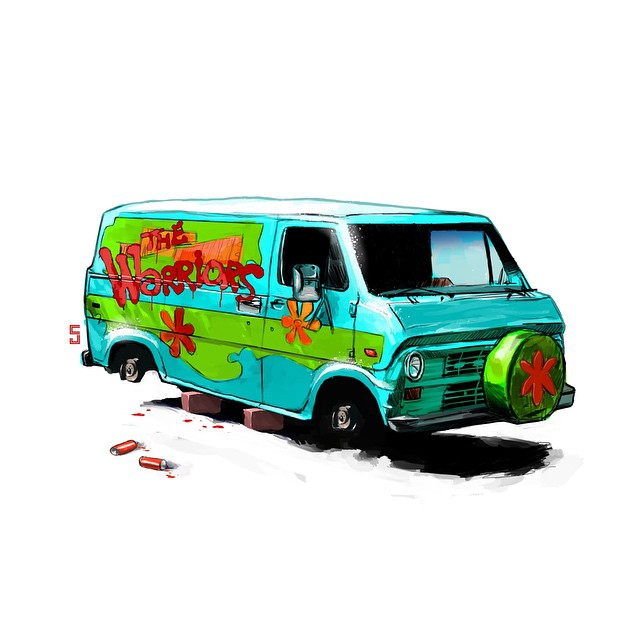 humorous-pop-culture-movie-vehicle-mashup-art-series3