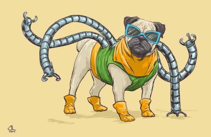 Marvelheroes-Dog-Octopus