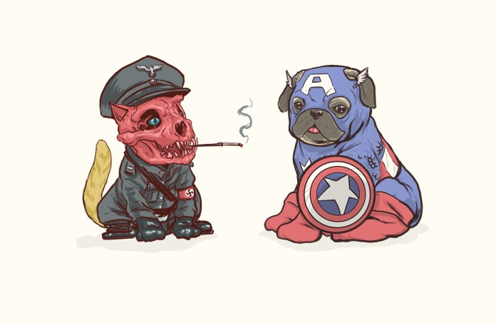 Marvelheroes-Dog-cap-red