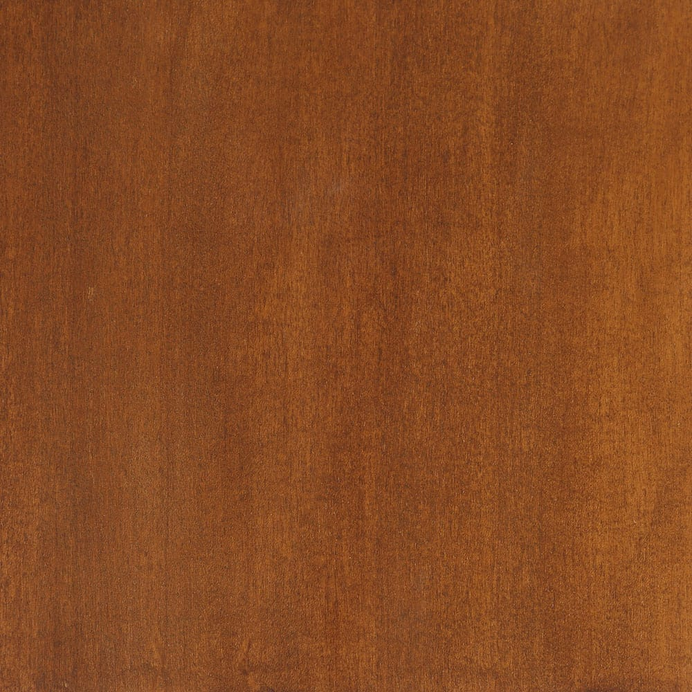 General Finishes Water Based Wood Stain Antique Brown on Maple
