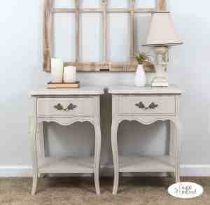 French Provincial Nightstands Eight Hundred Furniture