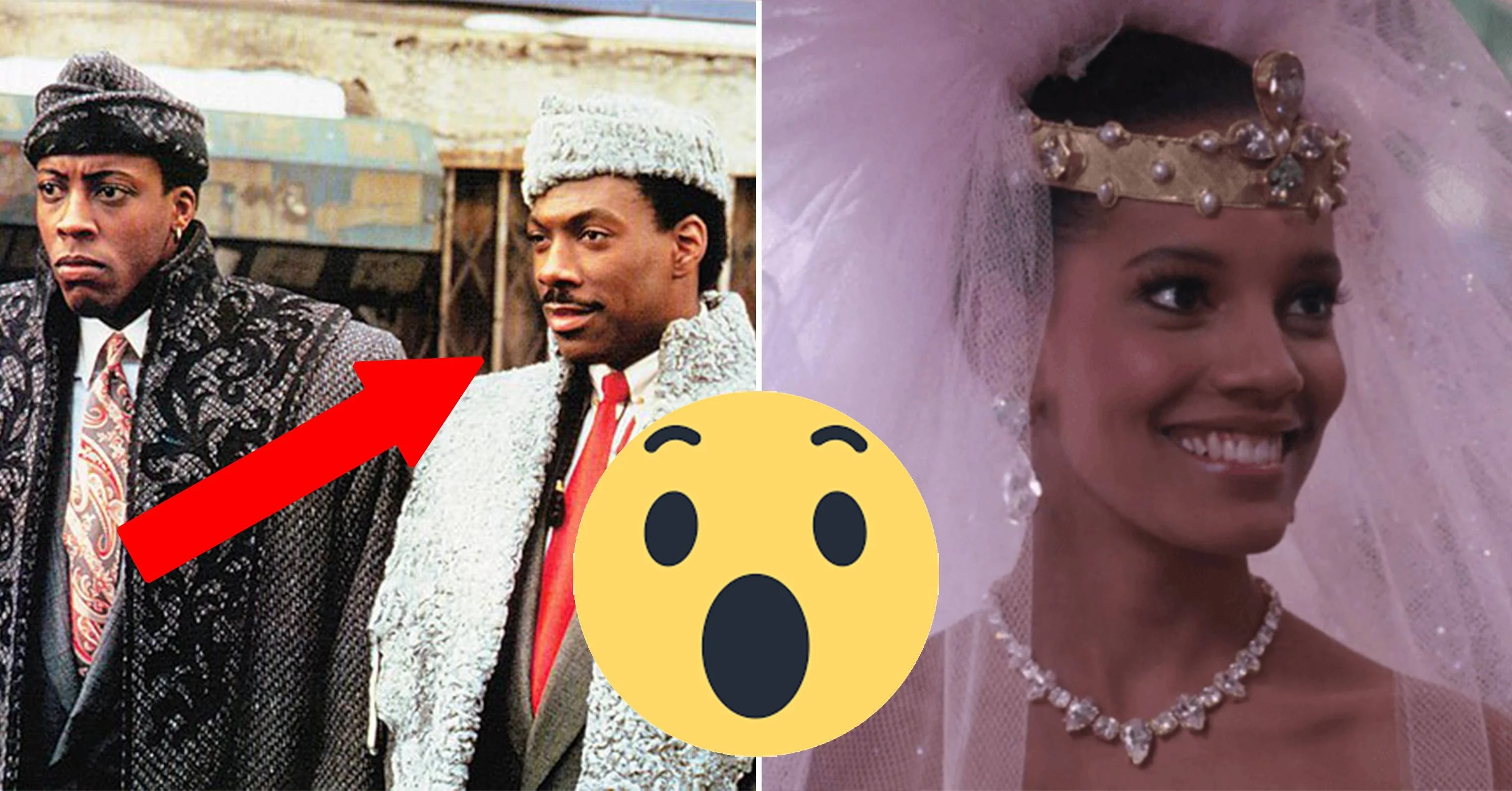 You Won T Believe What The Cast Of Coming To America Look