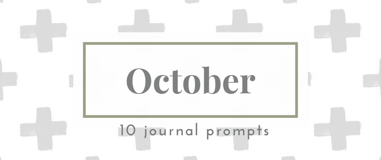 Journal Prompts No. 14