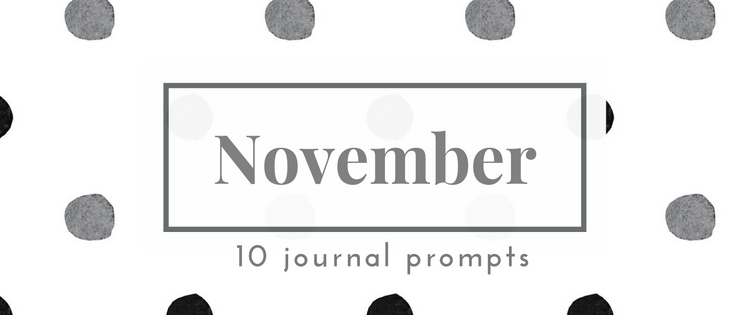 Journal Prompts No. 15