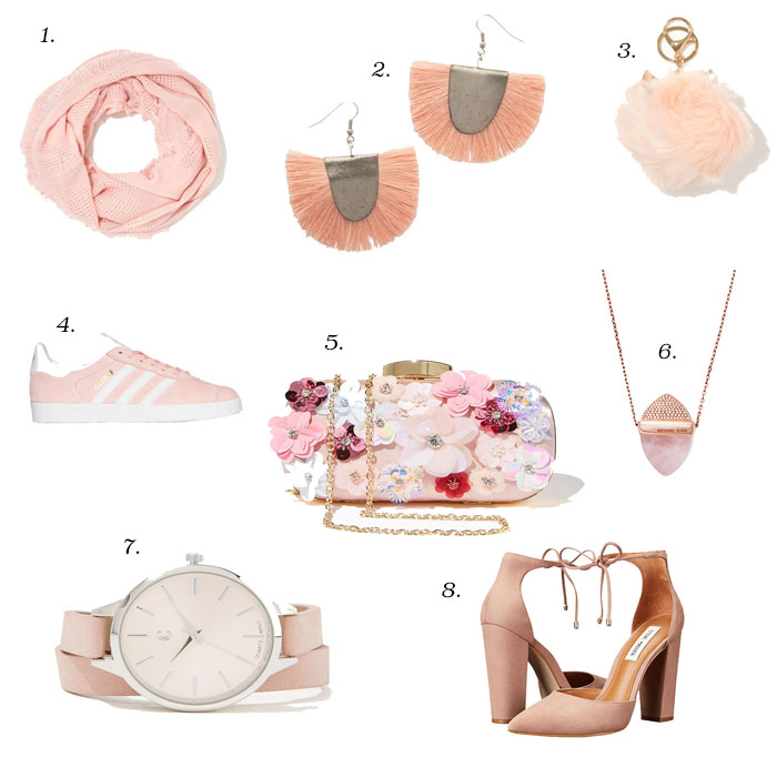 Don't Make Me Blush by ABC Mom Style featured on Totally Terrific Tuesday hosted by Eight Pepperberries