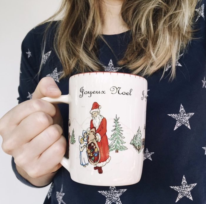 The Best Cozy Mugs For Fall + A Free Art Print >> Eight Pepperberries