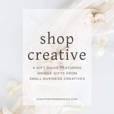 Shop Small | Shop Creative