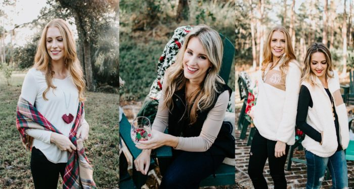 A Seahorse Holiday || Outfit ideas for the entire holiday season + awesome gift ideas from Seahorse Lane Boutique >> Eight Pepperberries