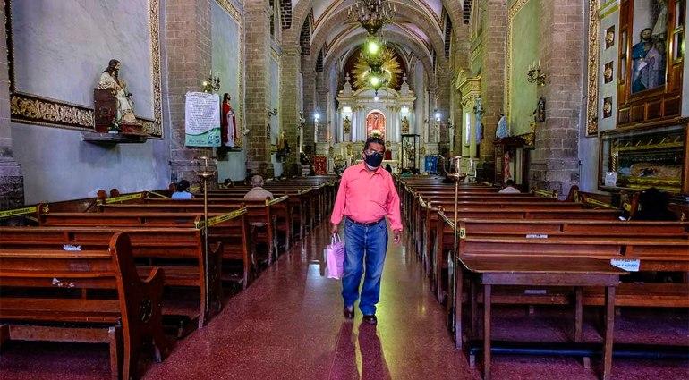 REAPERTURA IGLECIAS Y CENTROS RELIGIOSOS EN EL ESTADO DE MEXICO PANDEMIA COVID-19-12