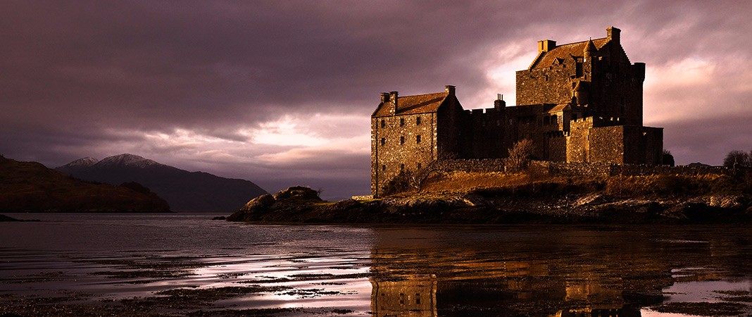 Image result for eilean donan castle