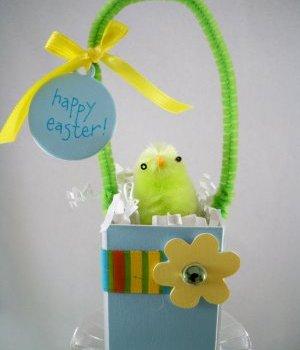 Vodka Easter basket