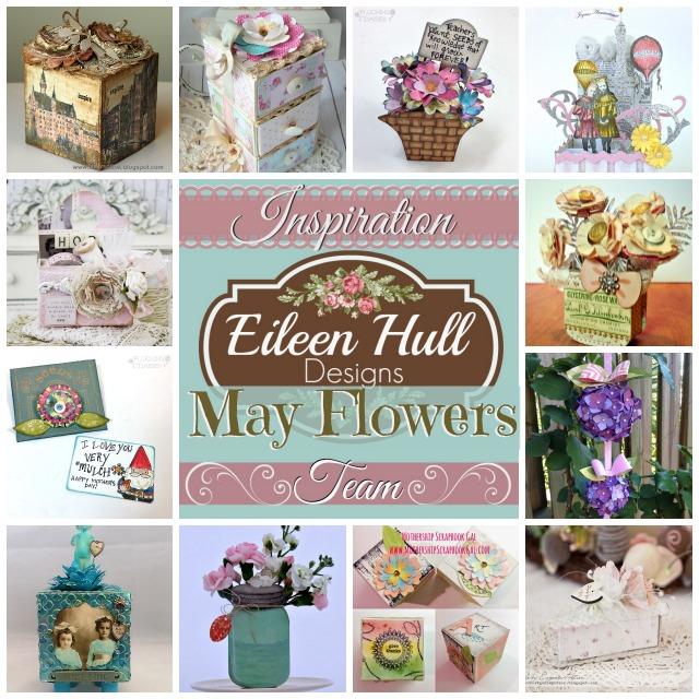 Inspiration Team May Flowers Recap | Eileenhull.com