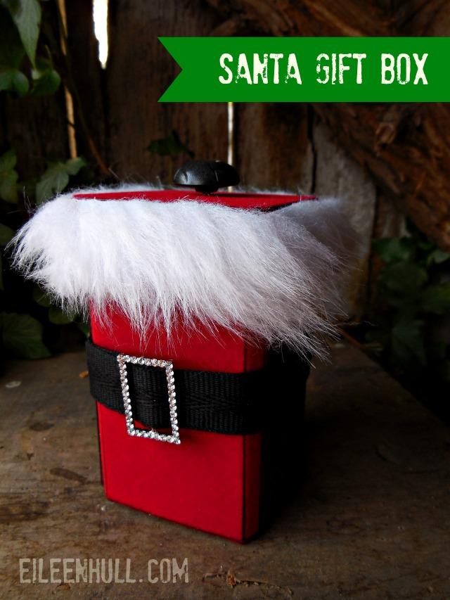 Santa Gift Boxhero