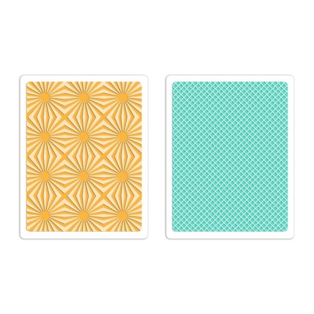 659879- Sunburst-&-Waffle
