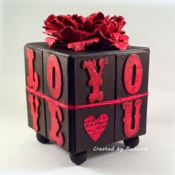 Artist Trading Blocks to Love