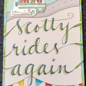 Paper Trail 9- Scotty goes International!