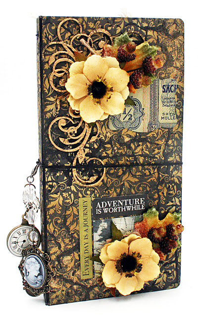 Gifts to Die For Ebook Projects and More! : Junk Journal by Maggi Harding