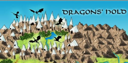 Dragons Realm - Dragons' Hold from Ezaara, Riders of Fire