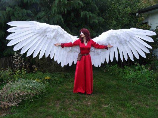 Ravenheart Cosplay - Armageddon Wellington Wings