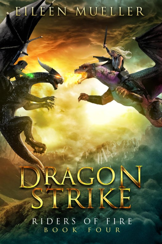 Readers Name characters in Dragon Strike by Eileen Mueller