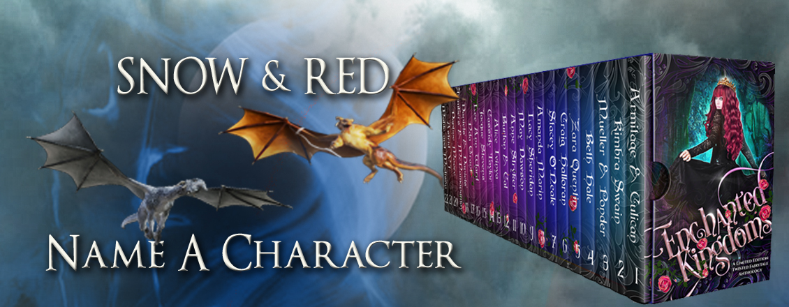 Dragon Shifters Hoard - Snow and Red - an Enchanted Kingdoms novel