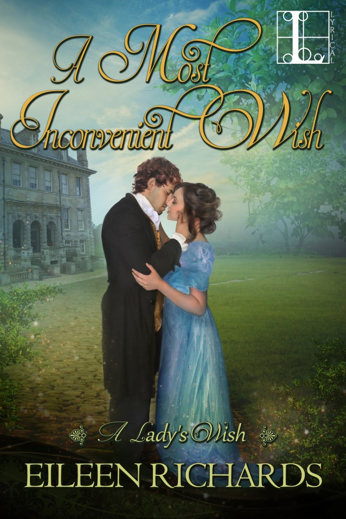 Book Cover: A Most Inconvenient Wish