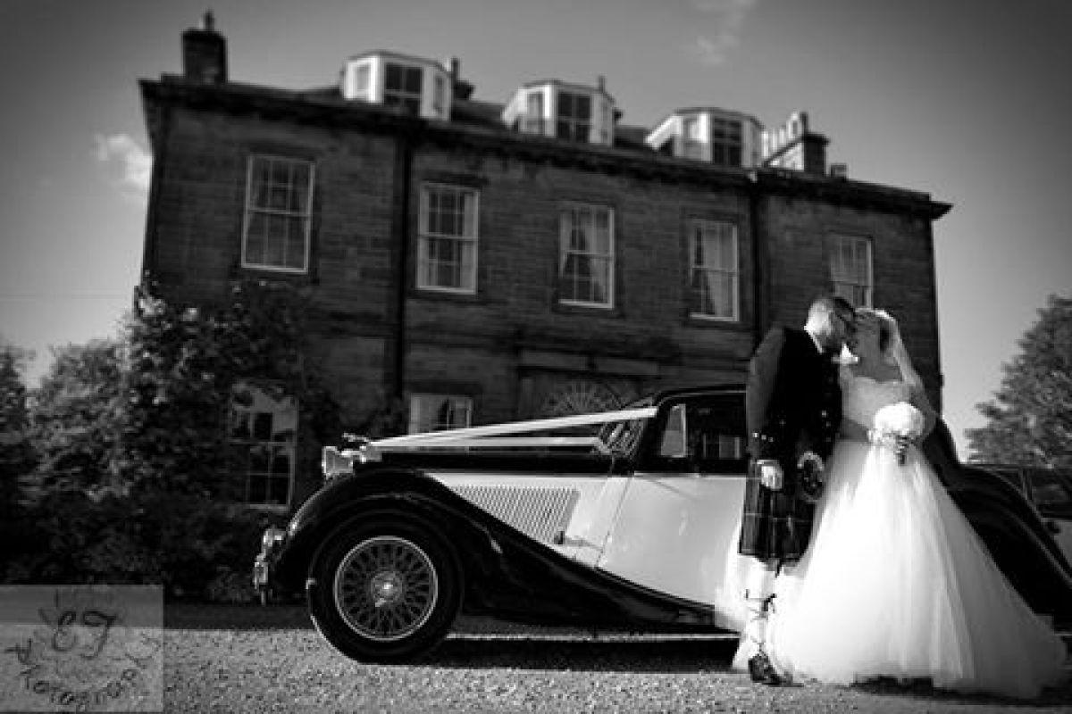midlothian wedding photographs