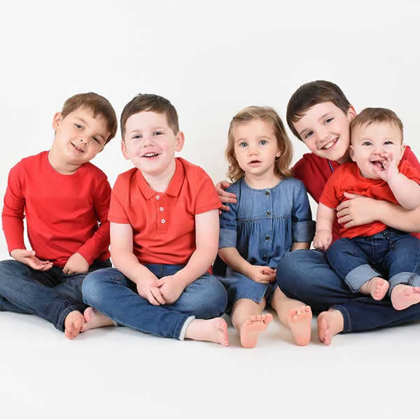 extended family portrait photography by eilidh fraser