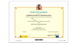 Título Certificados