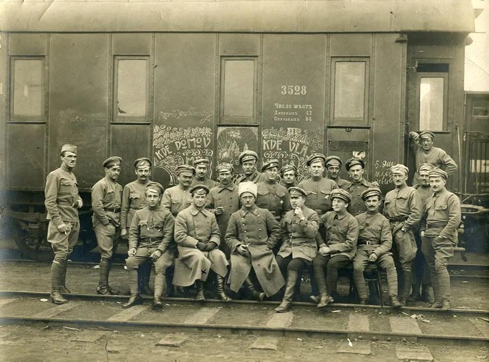 Chelyabinsk, May 12 1918