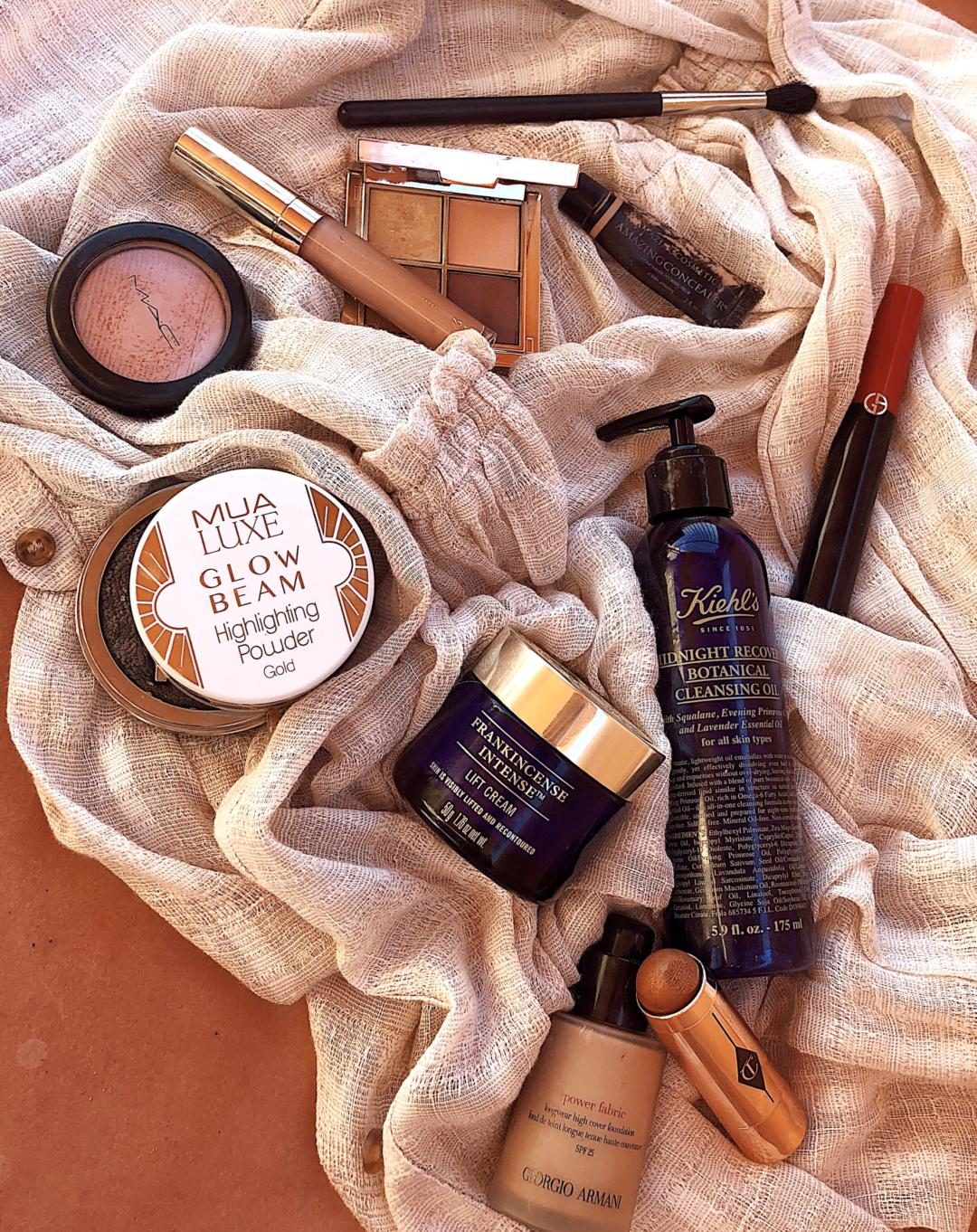 beauty products for sun holidays by Eimear Varian Barry