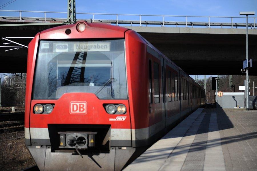 20140223_S-Bahn_Stellingen_0004. Foto: Tim Eckhardt