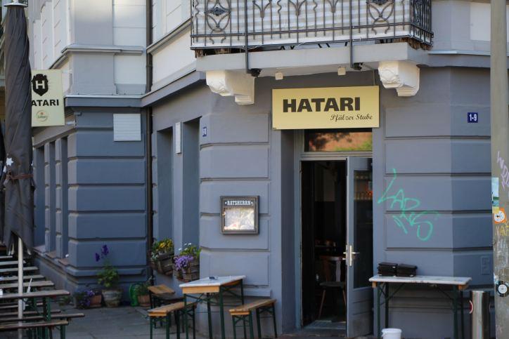 Hatari – süddeutsche Küche in Eimsbüttel