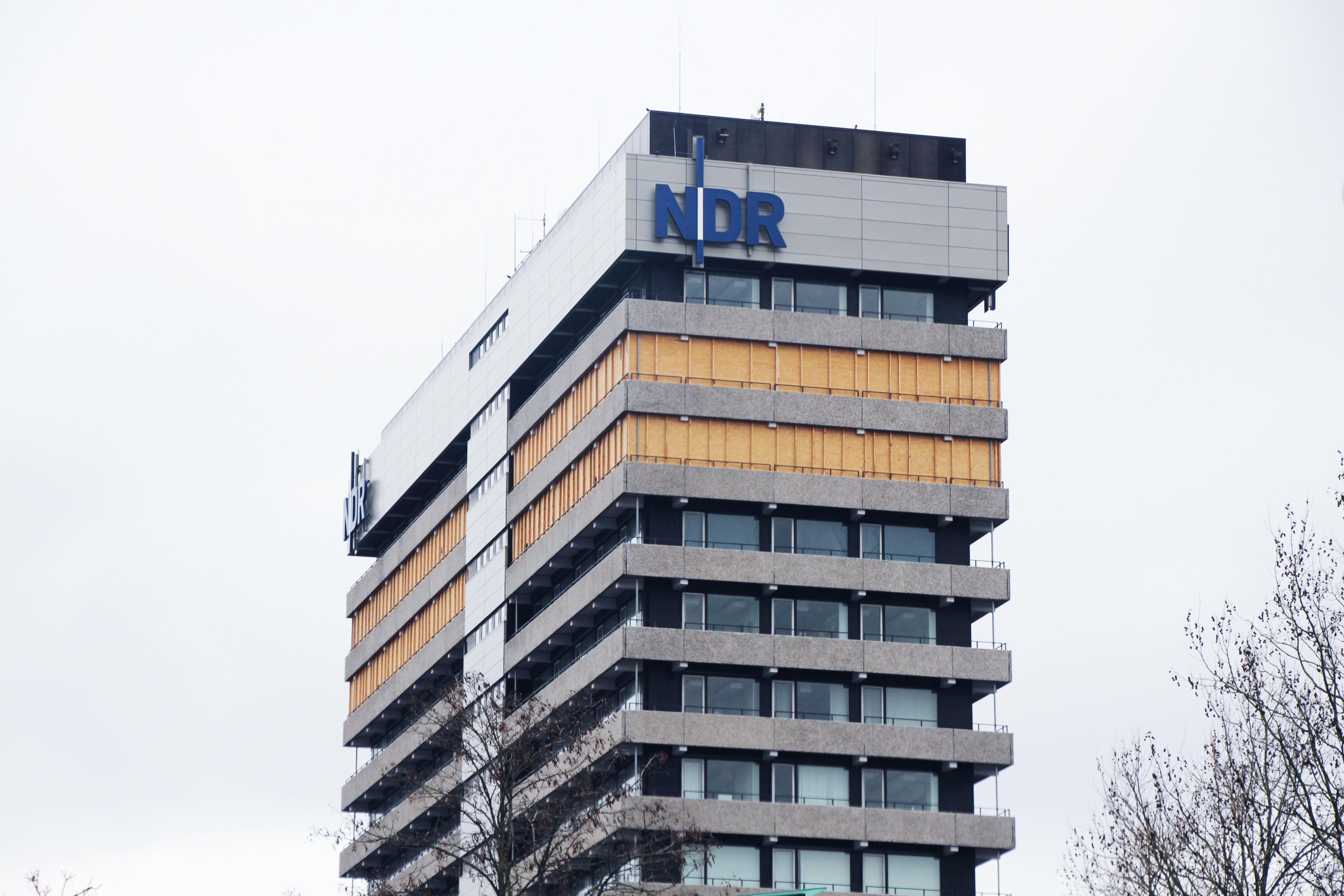 NDR-Hochhaus in Lokstedt wird wohl abgerissen