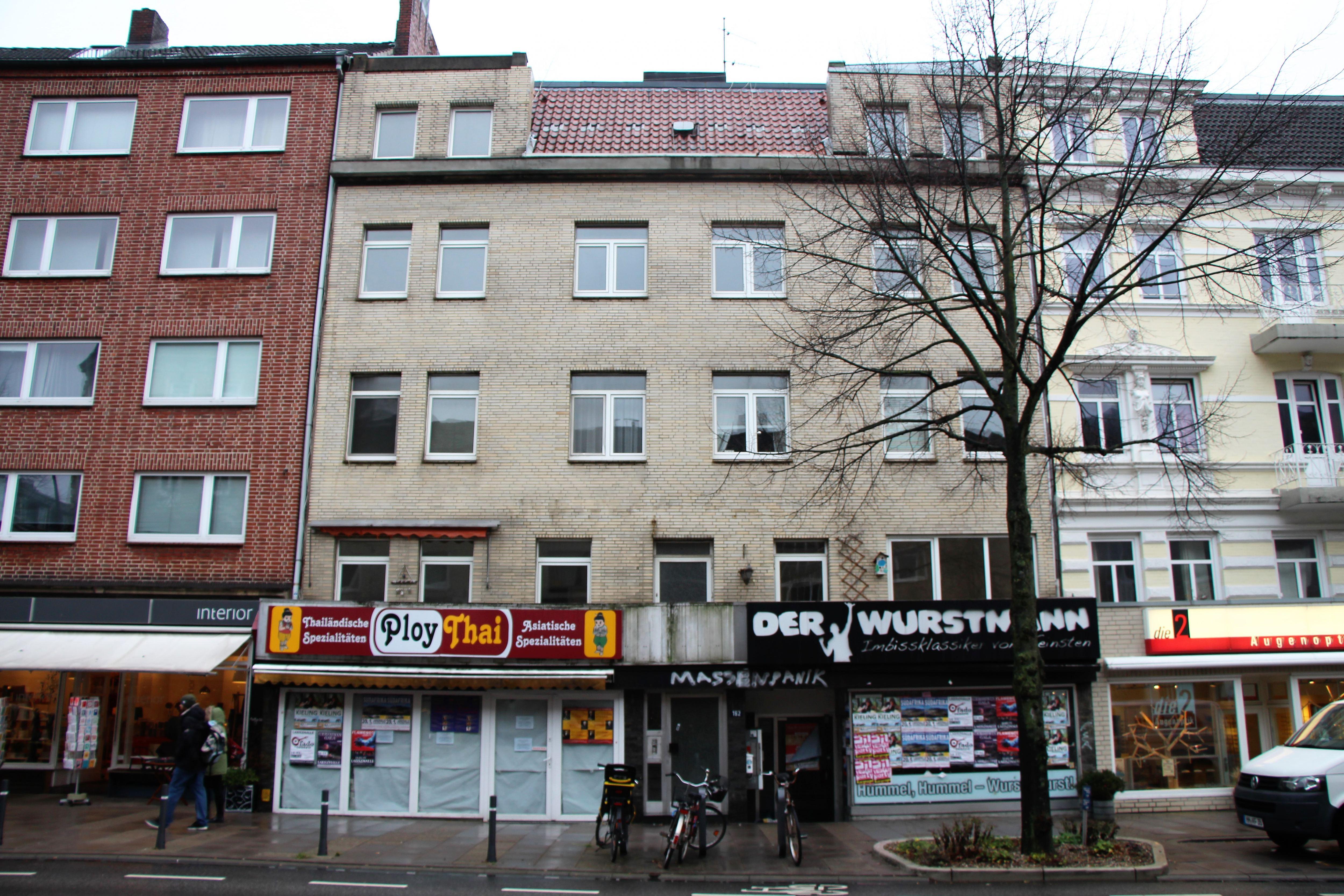 Zwangsvermietung in der Osterstraße?