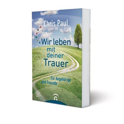 Chris Paul: Wir leben mit deiner Trauer.  236 Seiten. Verlag: Gütersloher Verlagshaus. Erschienen am 27. März 2017