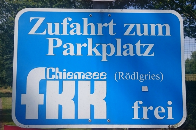 FKK Schild