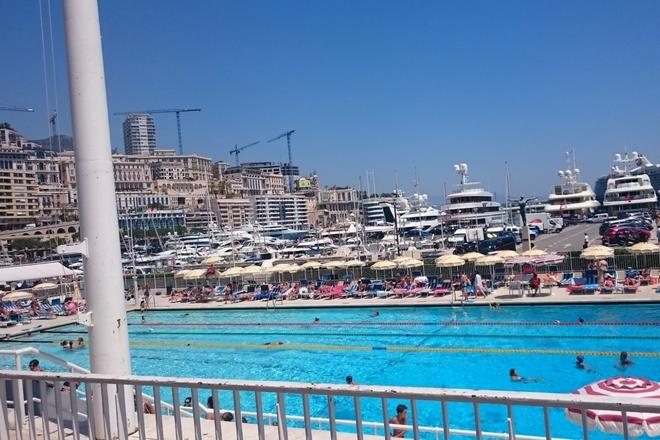 Freibad Monaco
