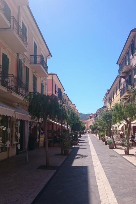 Promenade DIano Marina