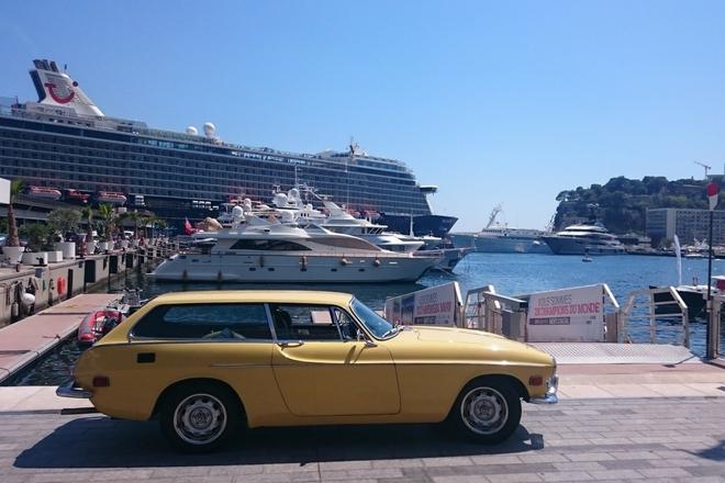 Yachthafen Monaco2