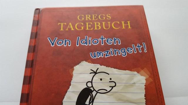 Gregs Tagebuch Von Idioten Umzingelt Teil 1 Ein Neuer Tag