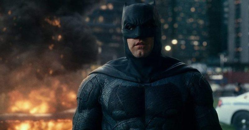 The Flash deve ser o último filme de Ben Affleck como Batman