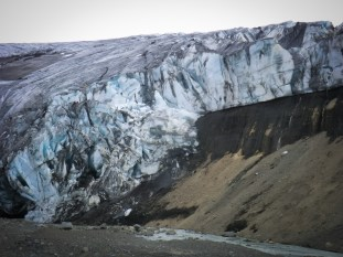 Am Kverkfjöll kommt man den gewaltigen Eismassen des Vatnajökull beeindruckend nah.