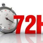 72-Stunden-Regel