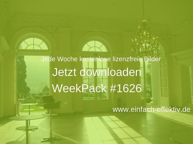 WeekPack-1626 – Kostenlose Bilder