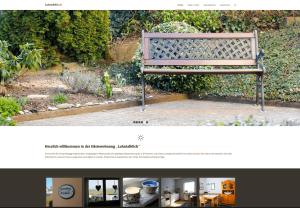 Screenshot der Website Lahntalblick.de