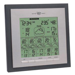 Quadratische Wetterstation