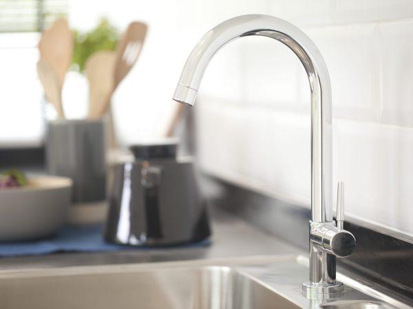 Wasserhahn für Küche
